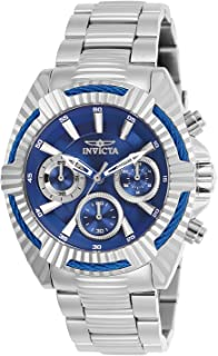 Invicta Women's 'Bolt' Quartz Stainless Steel Watch, Color:Silver-Toned (Model: 27185)