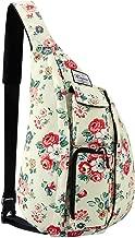 KAMO Sling Backpack – Rope Bag Crossbody Backpack Travel Multipurpose Daypacks for..