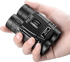 POLDR 8×21 Small Compact Lightweight Binoculars for Adults Kids Bird Watching..