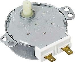 SPARES2GO, modelos TYJ508A7, TYJ50-8A7, Motor síncrono de placa giratoria de cristal para horno microondas Baumatic.