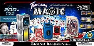 Fantasma Complete Grand Illusions Magic Set - Over 200+ Tricks Kit