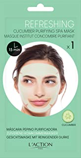 L'Action Paris Cucumber Spa Mask.02 g