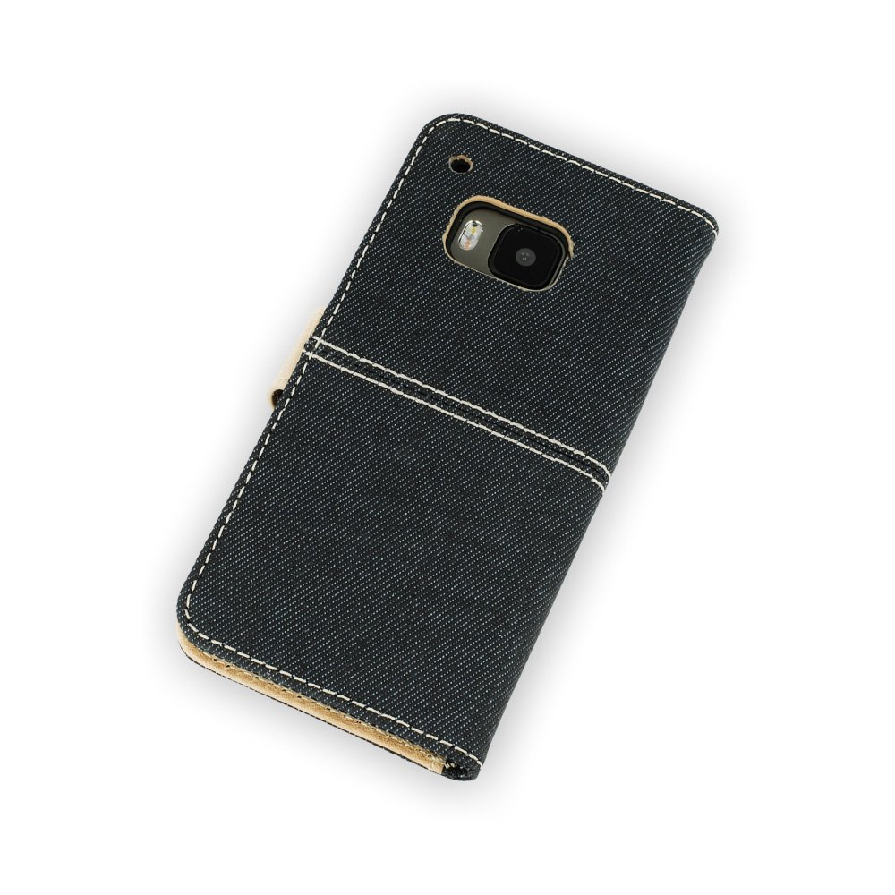 QIOTTI QX-B-0110-08-HO9 Q.Book Denim 2,0 Vintage Raw Carcasa para Smartphone de Crema: Amazon.es: Electrónica