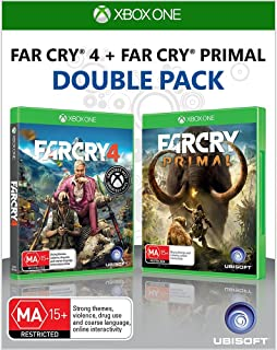 Far Cry Primal + Far Cry 4: Double Pack Xbox One