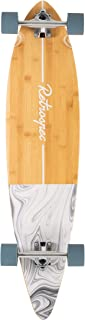 sector 9 ghost tree bamboo longboard