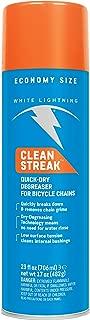 White Lightning Clean Streak - Bicycle Degreaser - Aerosol