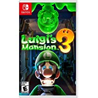 Deals on Luigis Mansion 3 Nintendo Switch