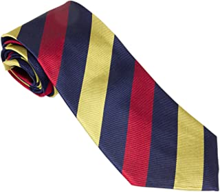 Royal Army Medical Corps (RAMC) Silk Tie