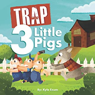 Trap 3 Little Pigs: Young Readers Version
