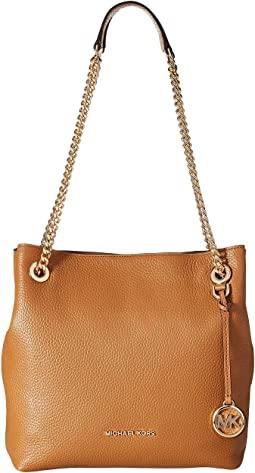 Jet Set Chain Medium Shoulder Tote