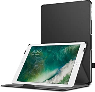 MoKo Case Fit 2018/2017 iPad 9.7 6th/5th Generation - Slim-Fit Multi-Angle Folio Cover Case with Auto Wake/Sleep Compatibl...