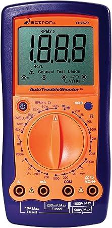 Dwell autozone tach meter Timing light