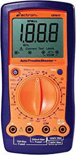 Actron CP7677 AutoTroubleShooter – Digital Multimeter and Engine Analyzer for..