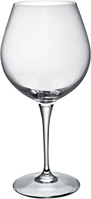 Bormioli Rocco Premium Barolo Glasses, Clear, Set of 6