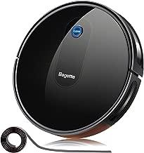 Robot Vacuum, Bagotte 1600Pa Robotic Vacuum Cleaner, 2.7