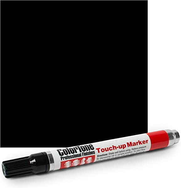 ColorTone Touch Up Marker Black Opaque Lacquer
