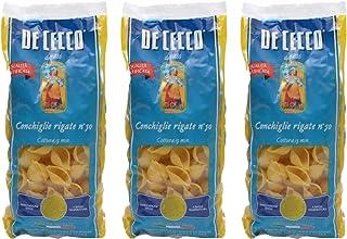 【3袋セット】 ディチェコ コンキリエ リガーテ No.50 500g × 3袋
