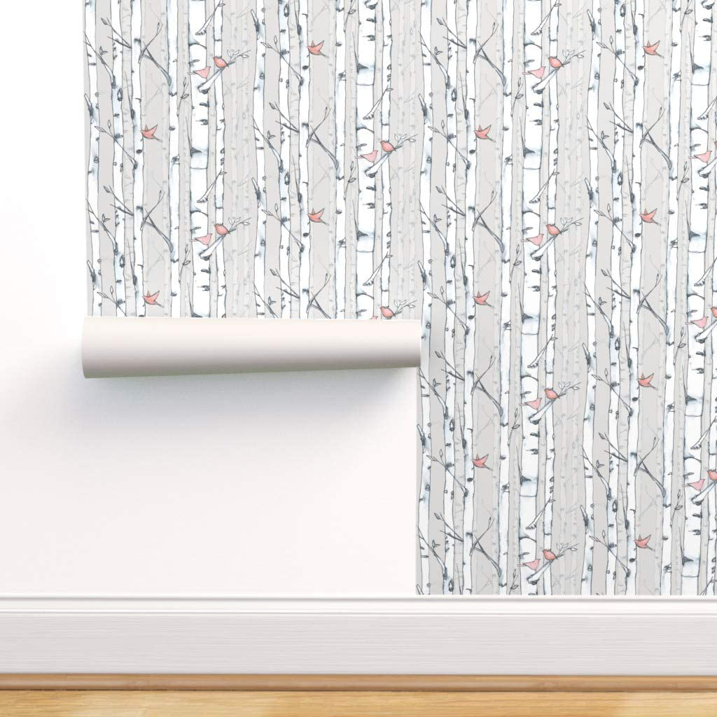 Removable ※ラッピング ※ Water-Activated Wallpaper - by 72i 24in 期間限定今なら送料無料 Lanagibson x