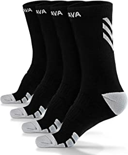 Dovava Dri-tech Compression Socks 15-20mmHg (2/3/4 Pairs) Athletic Fit Running Nurse Travel