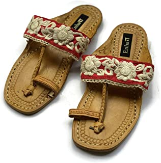 Best white chappals for ladies Reviews