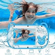 Underwater Kids Camera, HD I080P 8X Digital Zoom, 2.7