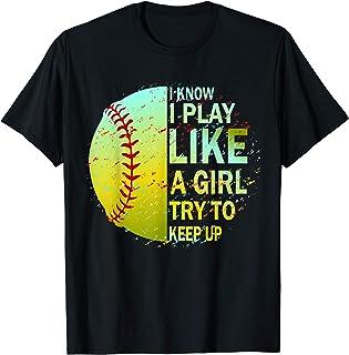 Best Softball Shirts for Girls | Softball T-Shirt Review