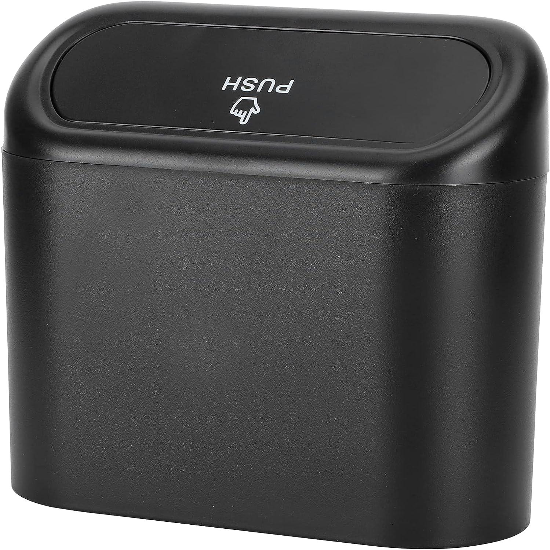 Chen-love1 Trash Bin Ranking TOP2 Car Portable Can with Plastic SelfâMax 76% OFF