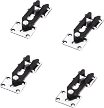Farmunion 4pcs Sofa Couch Sectional Furniture Connector Joint Snap Alligator Clip
