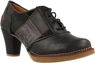 The Art Company type Chaussures Femmes à moitié A Lacets Cheville Chaussure NEUF