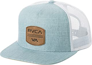 RVCA Men's Denim Trucker Hat
