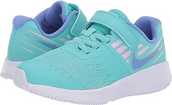 Nike Kids Girl's Star Runner (Little Kid) Light Aqua/Royal Pulse/White/Pink Foam 2 M US Little Kid