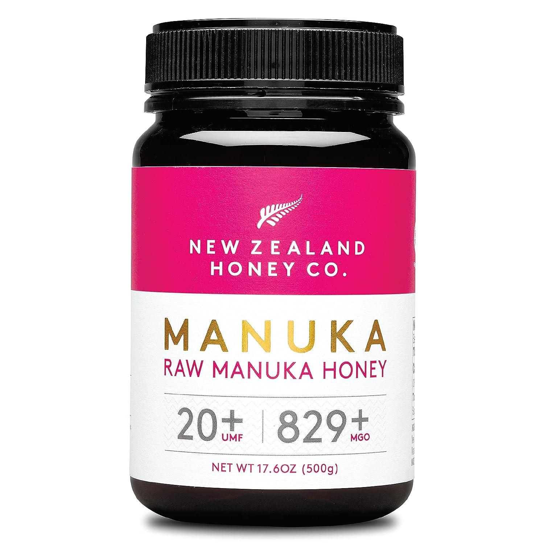 New Zealand Honey Nippon regular agency Co. Raw Manuka UMF 829+ MGO San Antonio Mall 20+ C
