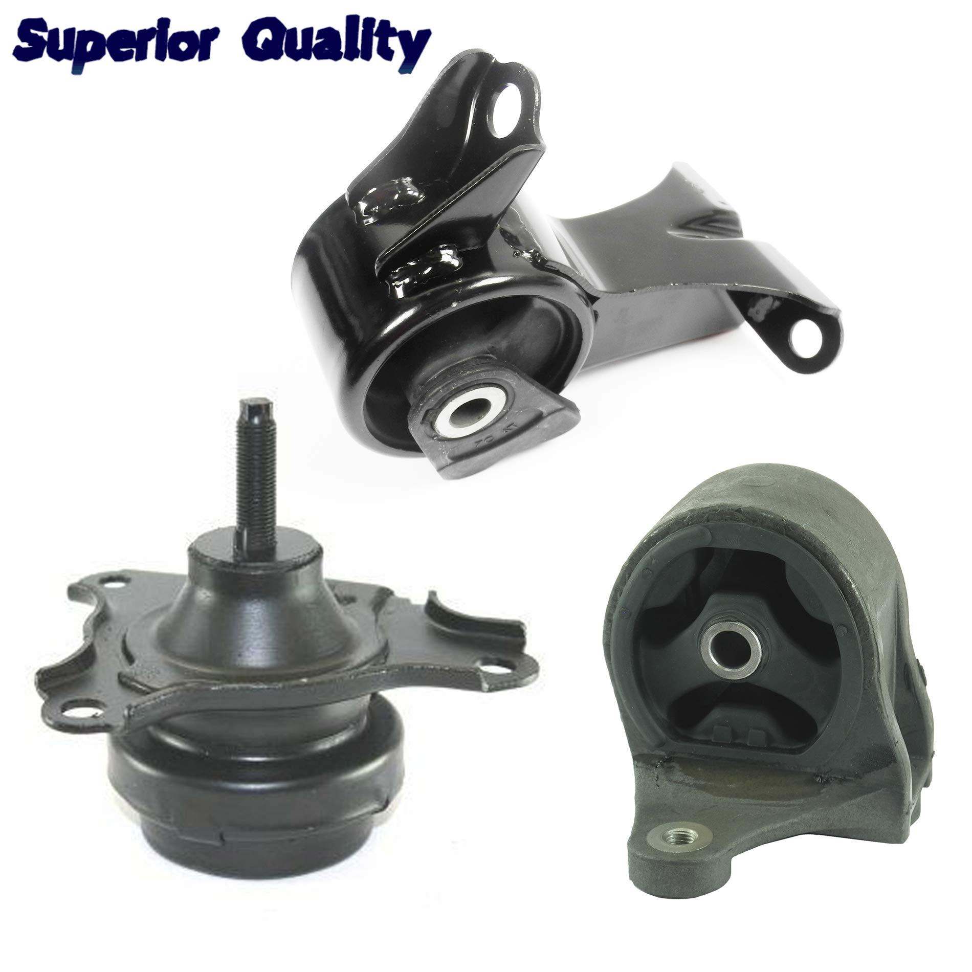 MotorKing Engine Motor Transmission Mount 4561W For TSX Honda Accord Auto