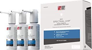Spectral.UHP | Extra Strength Hair Regrowth Treatment with Minoxidil 5% (3 Month Supply)