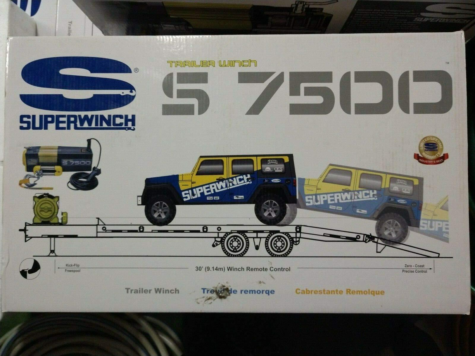 Superwinch 2202894 UTV Mounting Kit; Polaris