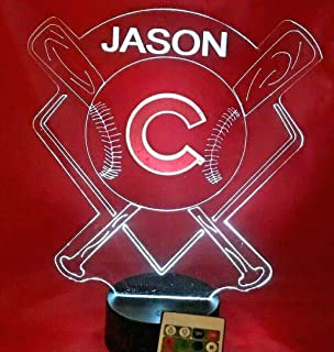 made chicago lamp