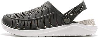 Men Sports Sandals Men Outdoor Lightweight Sandals Golf hilking Beach Shoes Lady Male Female TX806 Grey 11 Women/9 Men