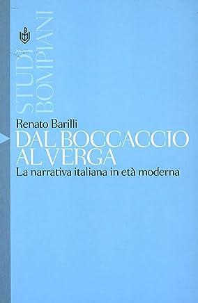 Dal Boccaccio al Verga (Studi Bompiani)