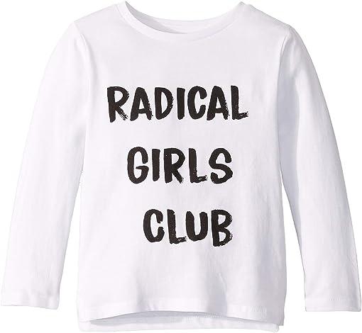 White/Radical Girls Club/Set In