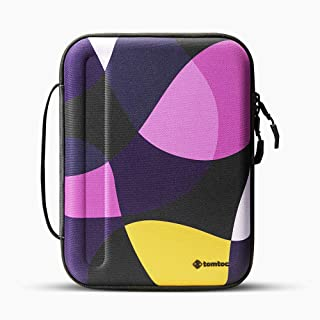 tomtoc Portfolio Case for iPad Pro 11-inch 2020/ iPad Air 4 10.9 inch/10.2 New iPad 2019 with Keyboard, Protective Sleeve ...