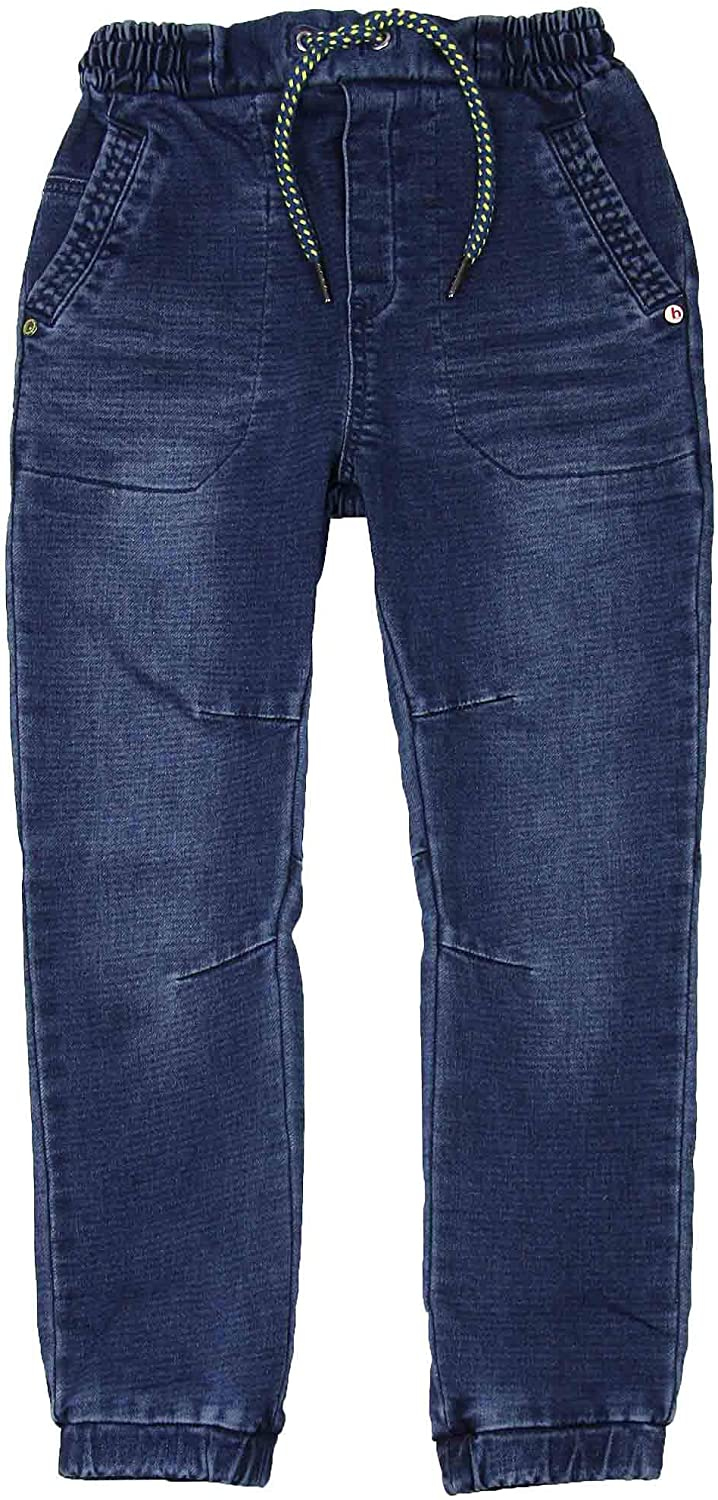 Boboli Boys Jogg Spasm price Jeans with Sizes Elastic Cuffs 4-16 Challenge the lowest price