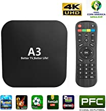 IPTV Brazil Newest A3 Box Based on A2 Better Than HTV 5 6...