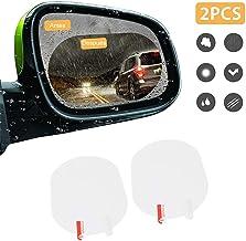 LonEasy 2PCS película antiniebla para automóvil, película