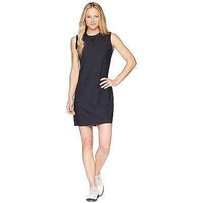 Nike Golf Flex Sleeveless Dress (Black/Black) Women