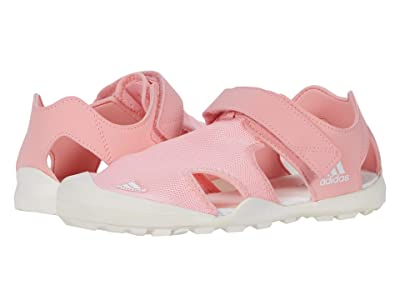 adidas Outdoor Kids Captain Toey (Toddler/Little Kid/Big Kid) (Glory Pink/Chalk White/Glory Pink) Boys Shoes
