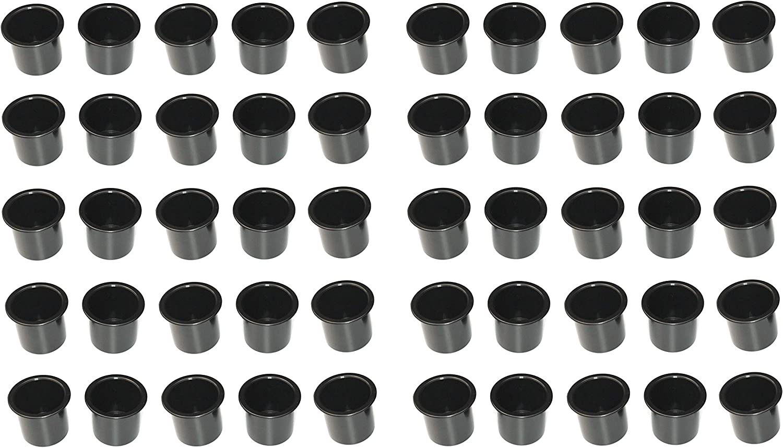 JSP Manufacturing 2 7 8 Black Beverage Trust Drop Selling rankings in Plastic Hol Drink