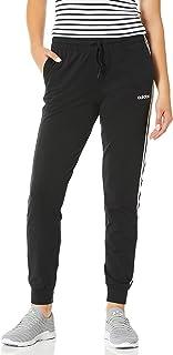 Women's Essentials 3-Stripes Single Jersey Joggers