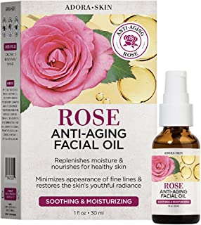 Adora Skin Rose Anti-Aging Facial Oil 1oz / 30ml