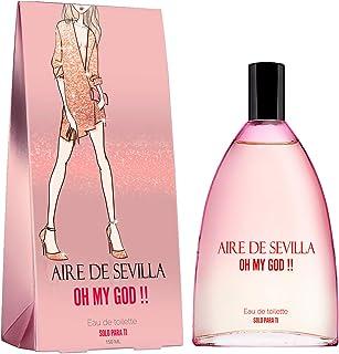 Aire de Sevilla Oh My God - Eau de Toilette para Mujer - 150 ML