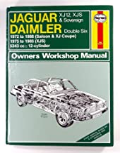 Jaguar XJ12, XJS and Daimler Sovereign Double Six Owner's Workshop Manual (Owners workshop manuals)